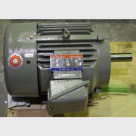 Tatung 5 hp electric motor 575v 1182 rpm frame 215t please tatung 5 hp electric motor publicscrutiny Image collections