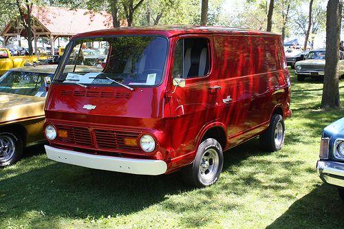 1967 Chevy Van Chevy Van Classic Chevy Trucks Classic Cars Trucks