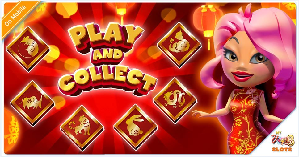 myVegas Free Chips Mobile Codes Collector [February 2016