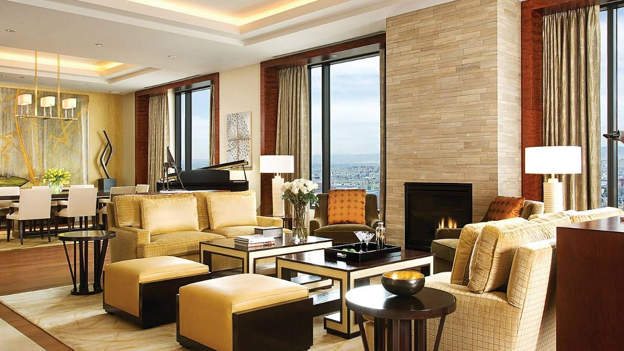 Presidential Suite at the Four Seasons, Denver One
