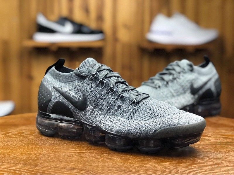 e0ba2c623954 Nike Air VaporMax Flyknit 2 Dark Grey Black 942842002 size 10  fashion   clothing  shoes  accessories  mensshoes  athleticshoes  ad (ebay link)