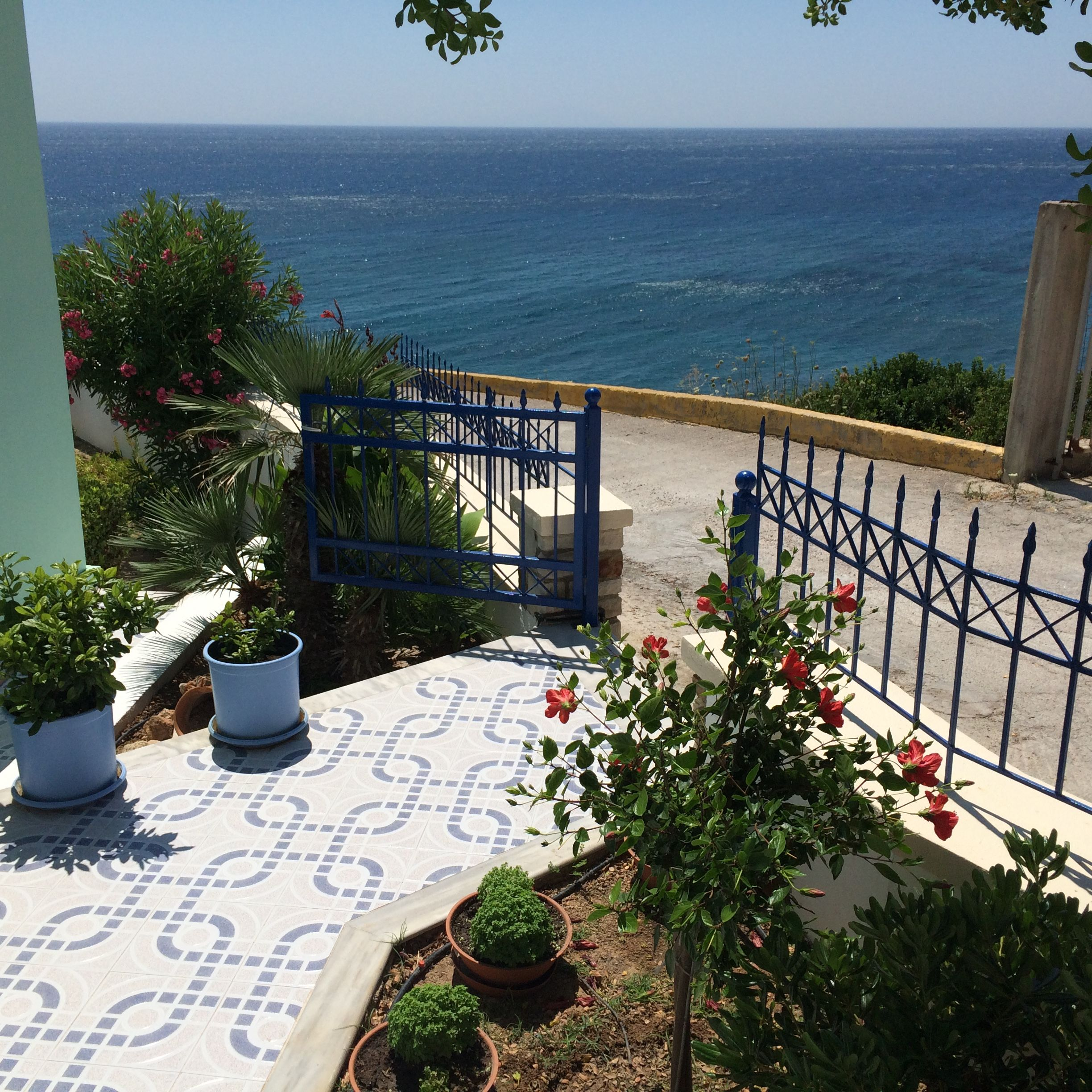 Garden View Sea Breeze Hotel Apartments Chios Gr Hotel Apartment Chios Garden View