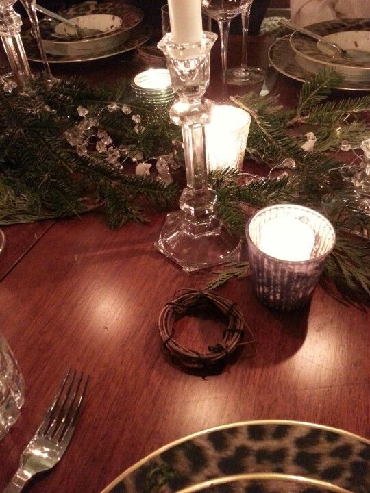 Table decor | Table decorations, Decor, New years eve dinner