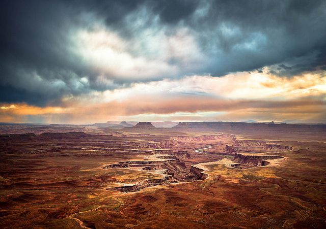 Green River, Canyonlands Utah