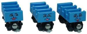 Ada Jane And Mabel Thomas Wooden Railway Wishlist Thomas Friends