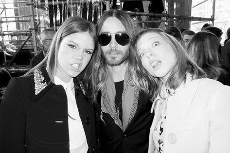 Adele Exarchopolous Jared Leto And Lea Seydoux Adele