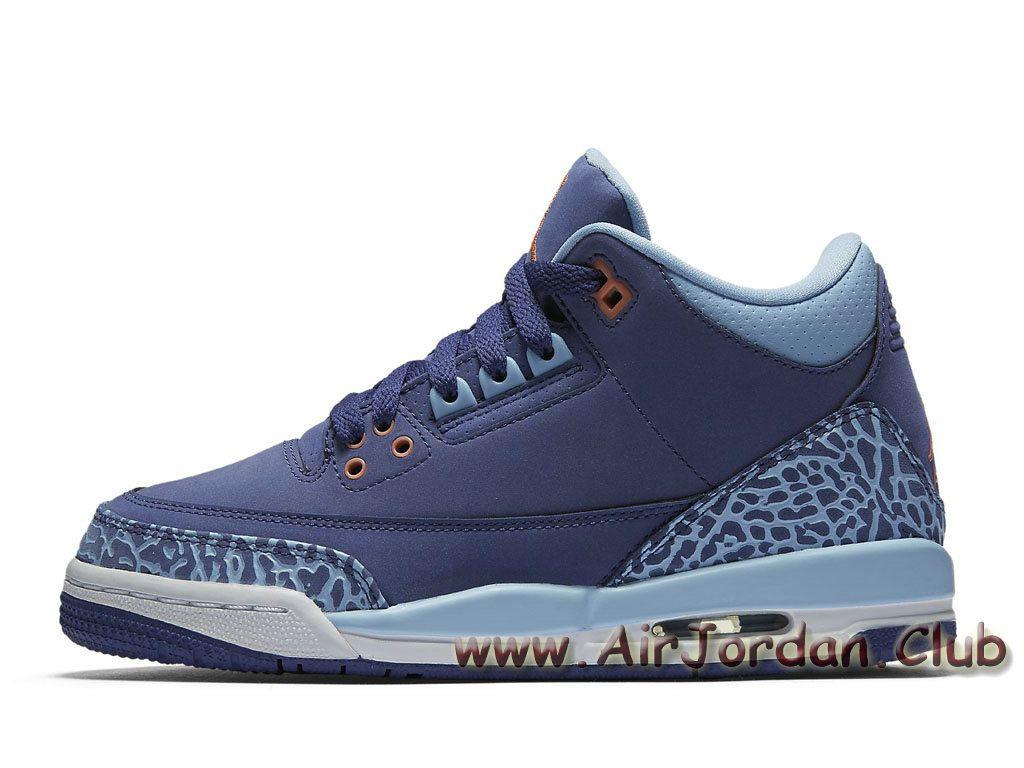 jordan bleu femme