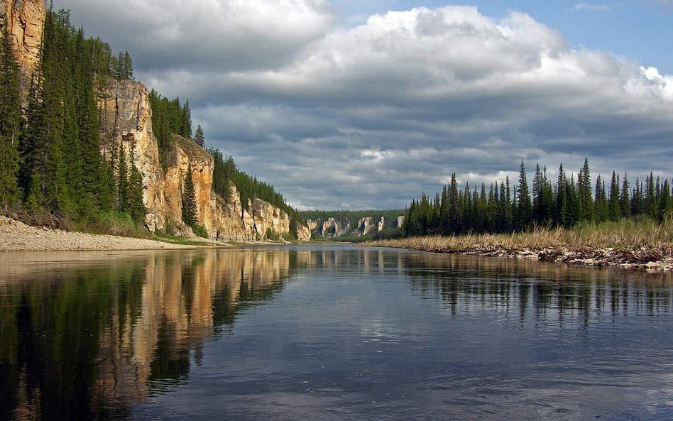 река лена фото пейзажи так давно, узнал