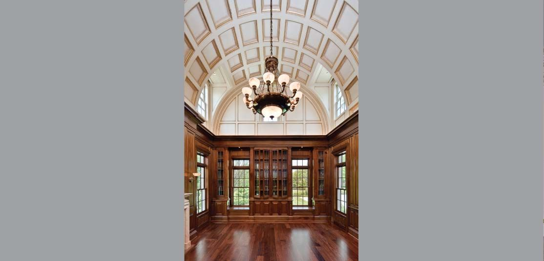 Library The Stone Mansion Pinterest Mansion House