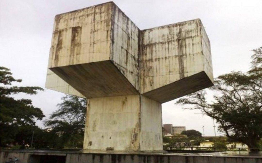 Caixa Dagua Do Campus Da Ufpe Em Recife Voce Sabe Quantos Tipos