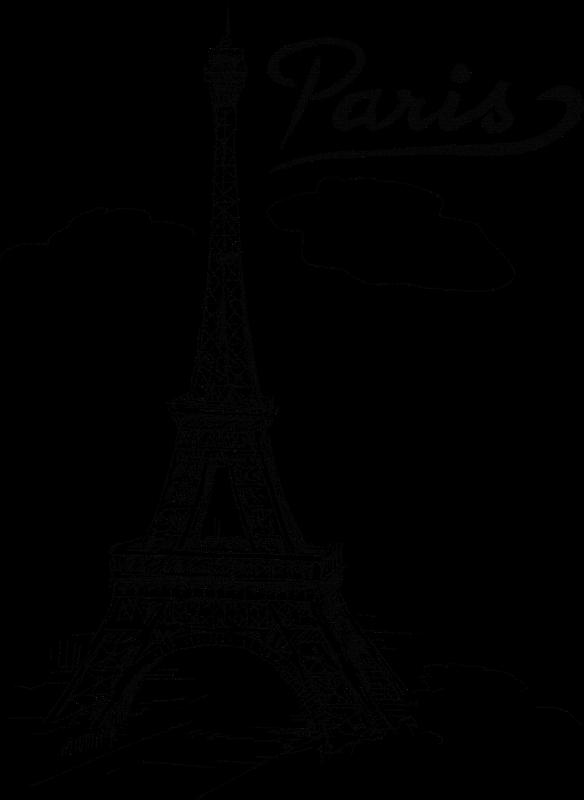 Eiffel Tower Gold No Background Paris Clipart Eiffel Tower Eiffel