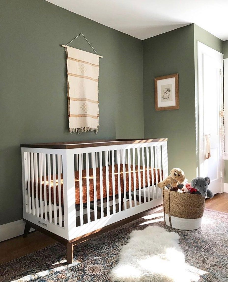 Scoot 3-in-1 Convertible Crib with Toddler Bed Conversion ...