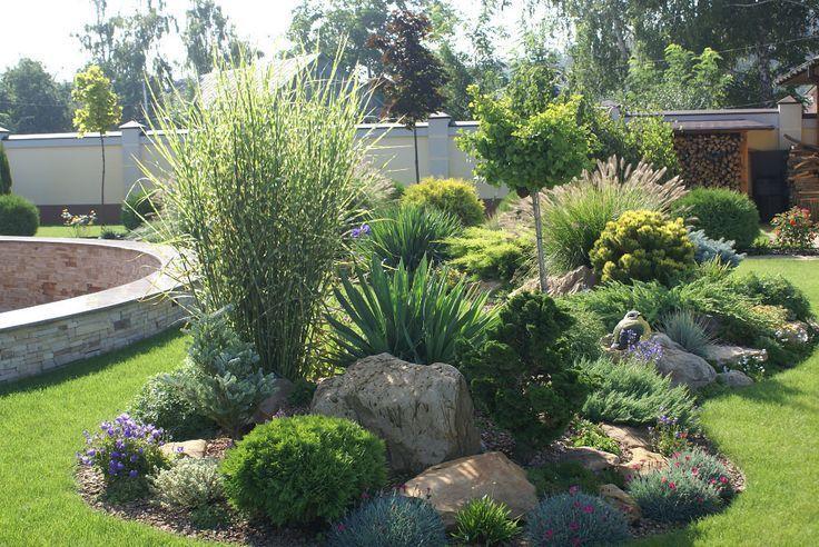 SCHÖNER GARTEN-ZUSAMMENSETZUNG #landscapingfrontyard
