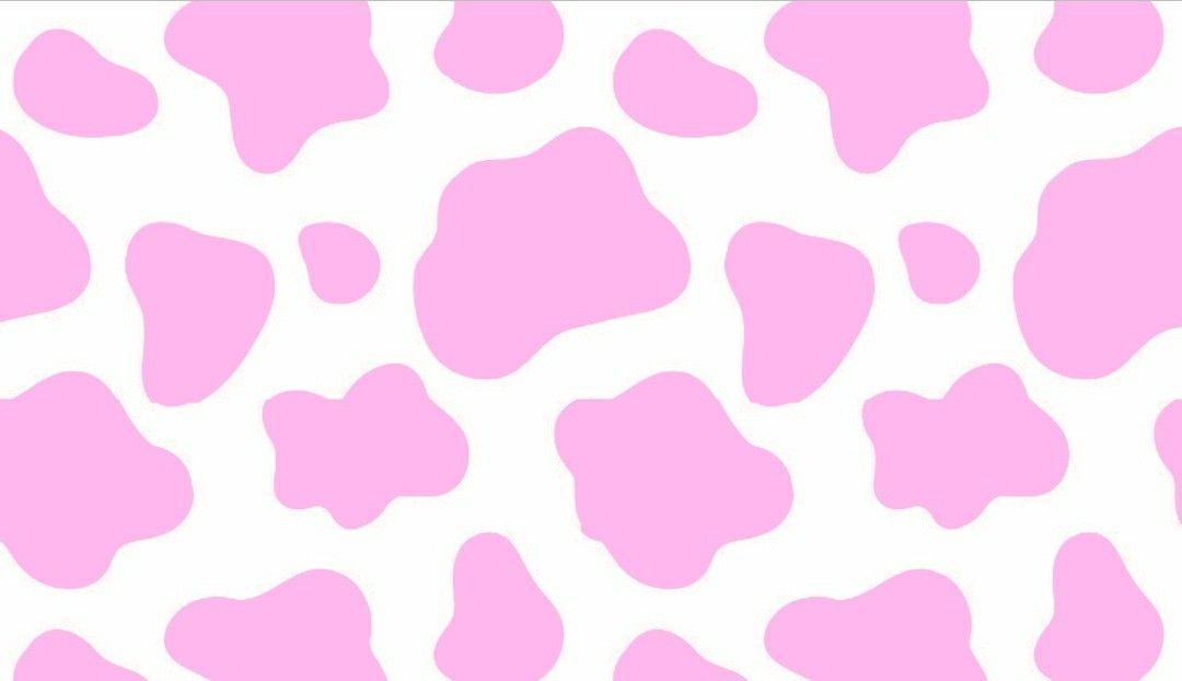 Strawberry Cow In 2021 Cow Wallpaper Cow Print Wallpaper Laptop Wallpaper