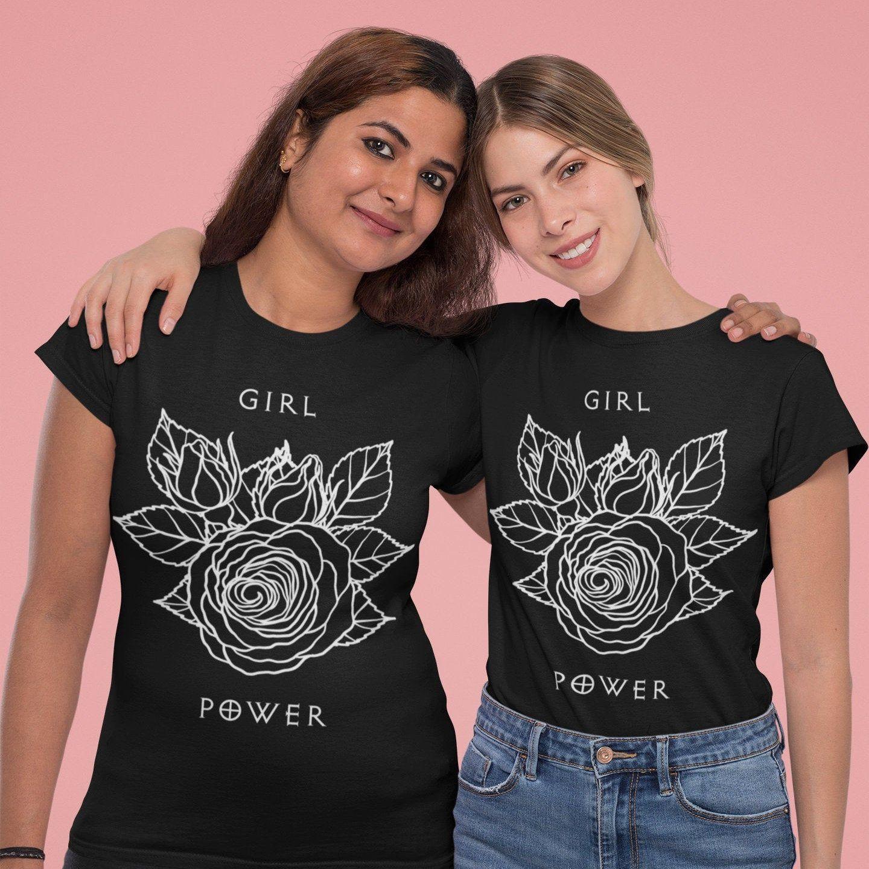 Feminist Shirt Girl Power Shirt Feminist t shirt Anti Trump Womens March Shirt Feminist Gifts Feminism Shirt Womens Clothing