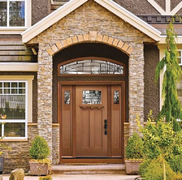 masonite exterior door | Door Designs Plans | door design plans ...