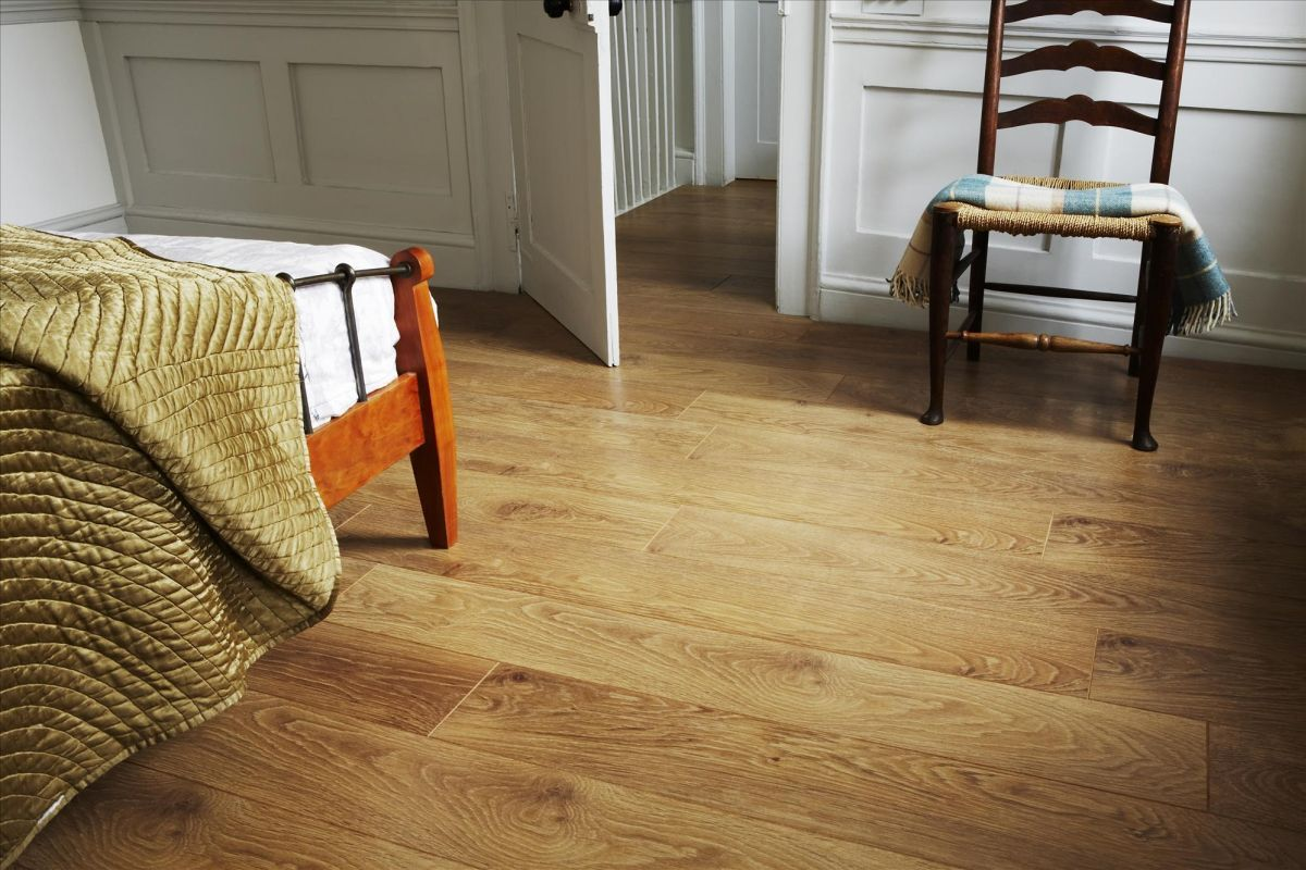 30 wood flooring ideas and trends for your stunning bedroom - Bedroom Laminate Flooring