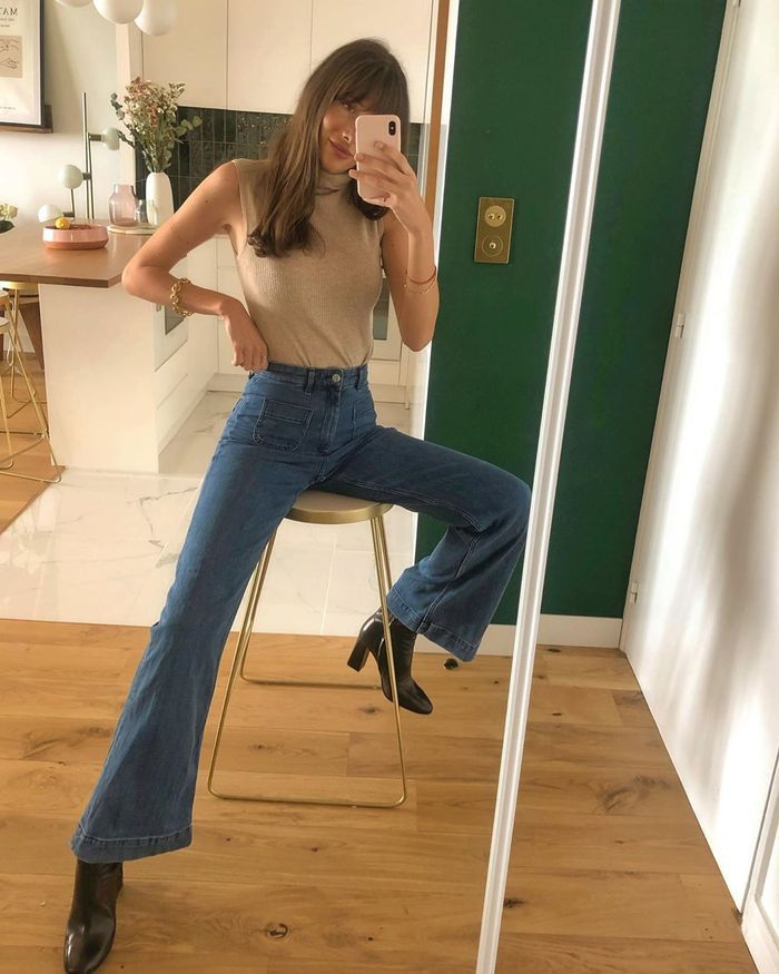 Photo of 9 Effortless Ways to Wear Fall's Biggest Jeans Trend