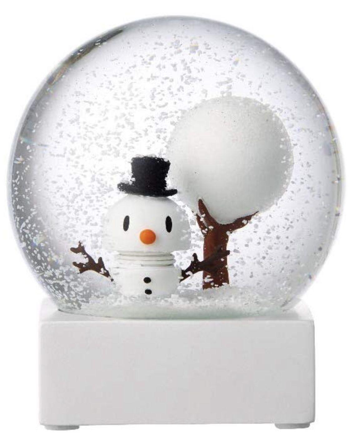 tatty teddy christmas let it snow boule /à neige