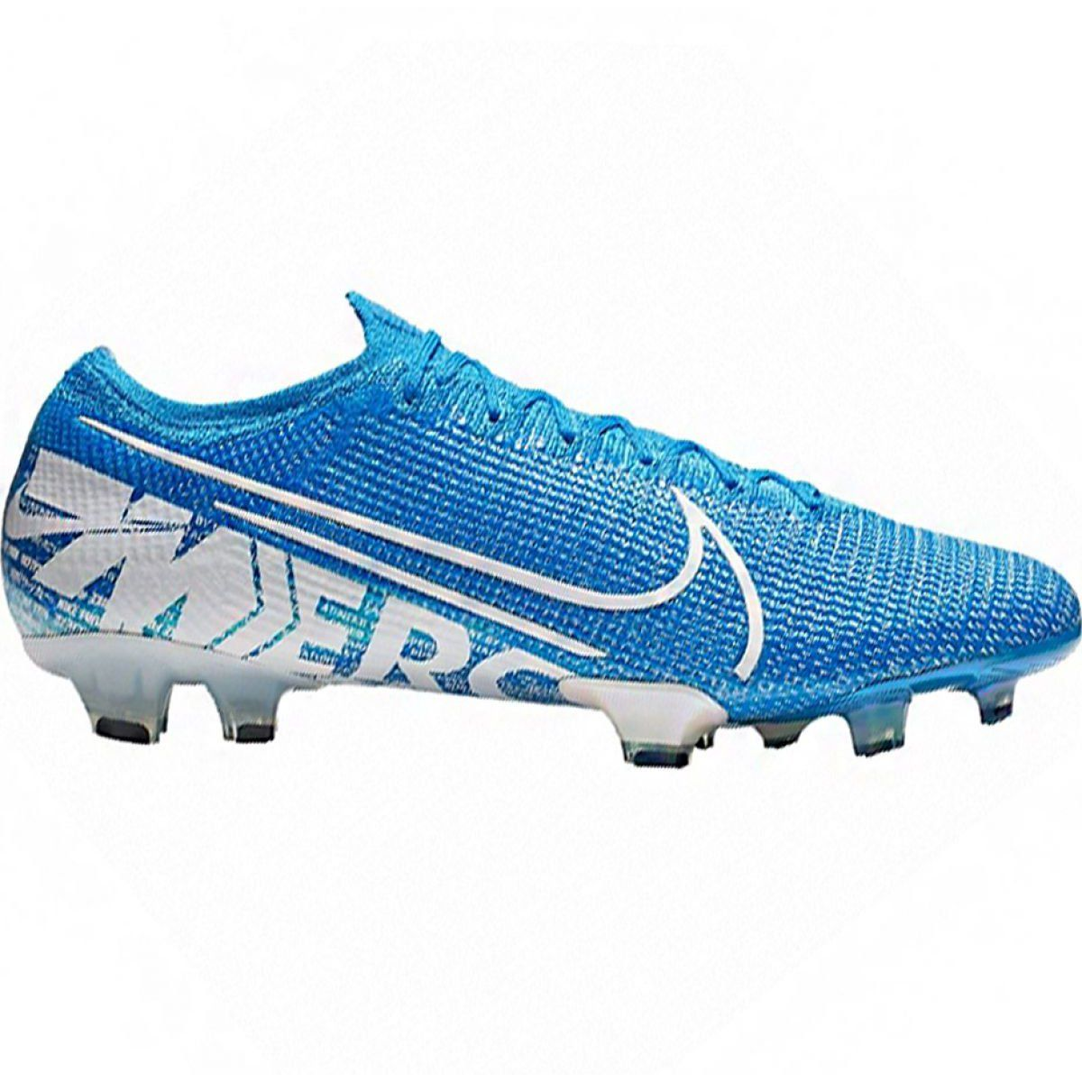 Buty Pilkarskie Nike Mercurial Vapor 13 Elite Fg M Aq4176 414 Niebieskie Wielokolorowe Football Shoes Football Boots Sport Shoes Design