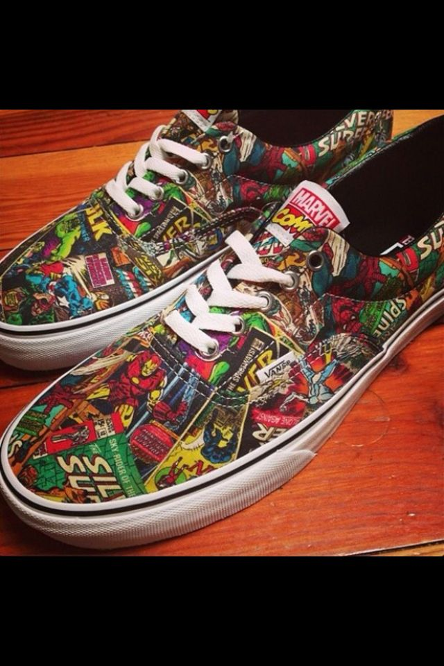 59554c1d6c Marvel shoes