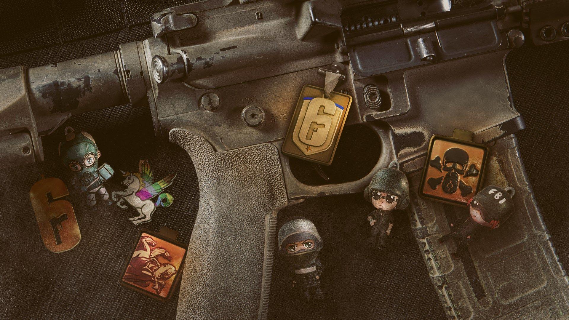 Tom Clancys Rainbow Six Siege Full Hd Wallpaper Photo Com