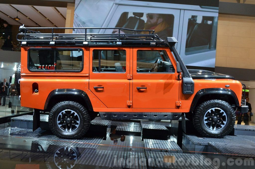 Land Rover Shelves Plan To Build Mini Defender In India Land