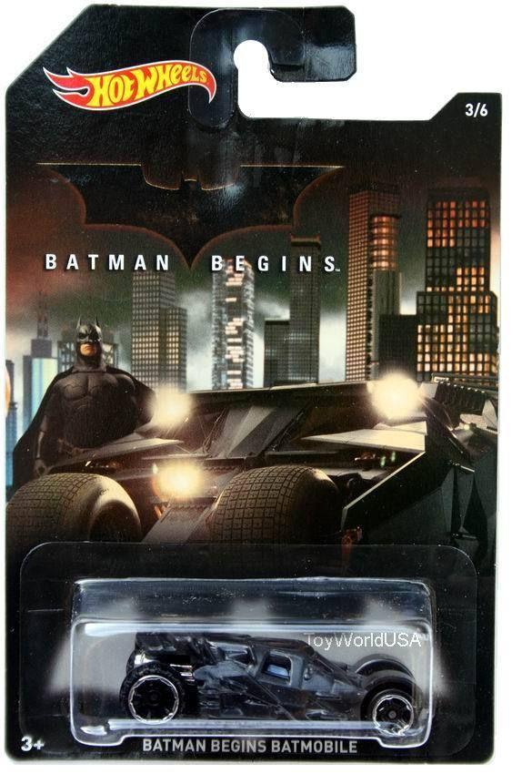 253f3df978a5b $2.18 - 2015 Hot Wheels Batman Series 3 Batman Begins Batmobile ...