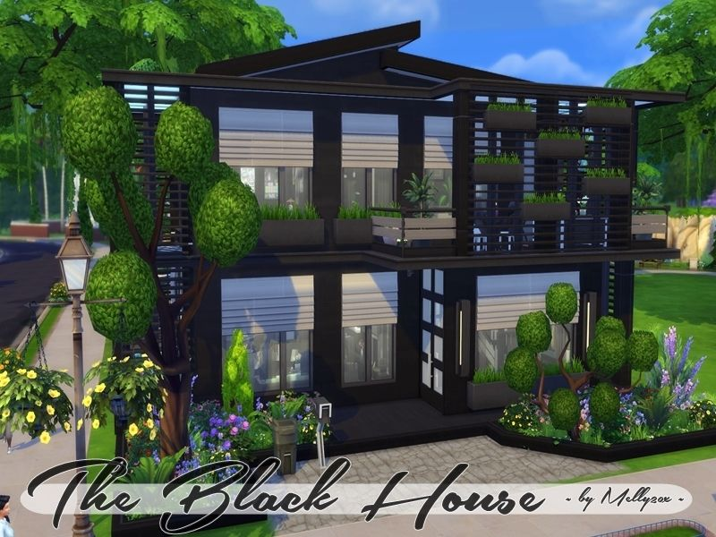 The Black House noCC by Melly20x