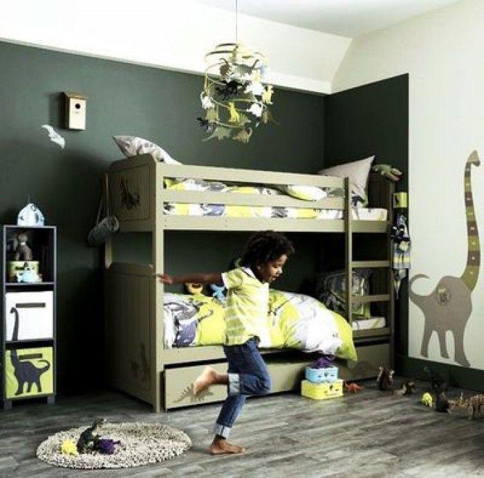 Stoere Dino kamer | Kids bedrooms | Pinterest | Kidsroom, Room and ...