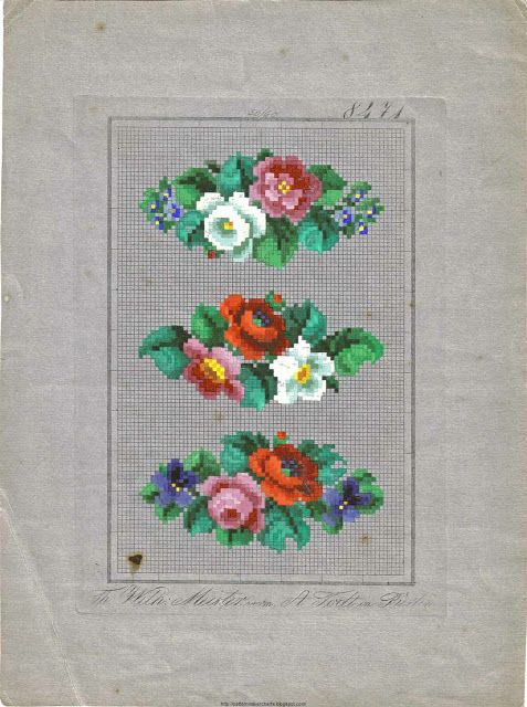 Tizy: ricami antichi/old embroidery
