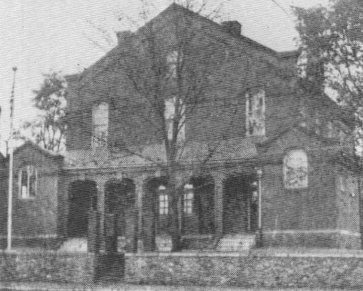 Burrough School Between 4 5on Willow Gone Lebanon Pennsylvania Willow Street Lebanon