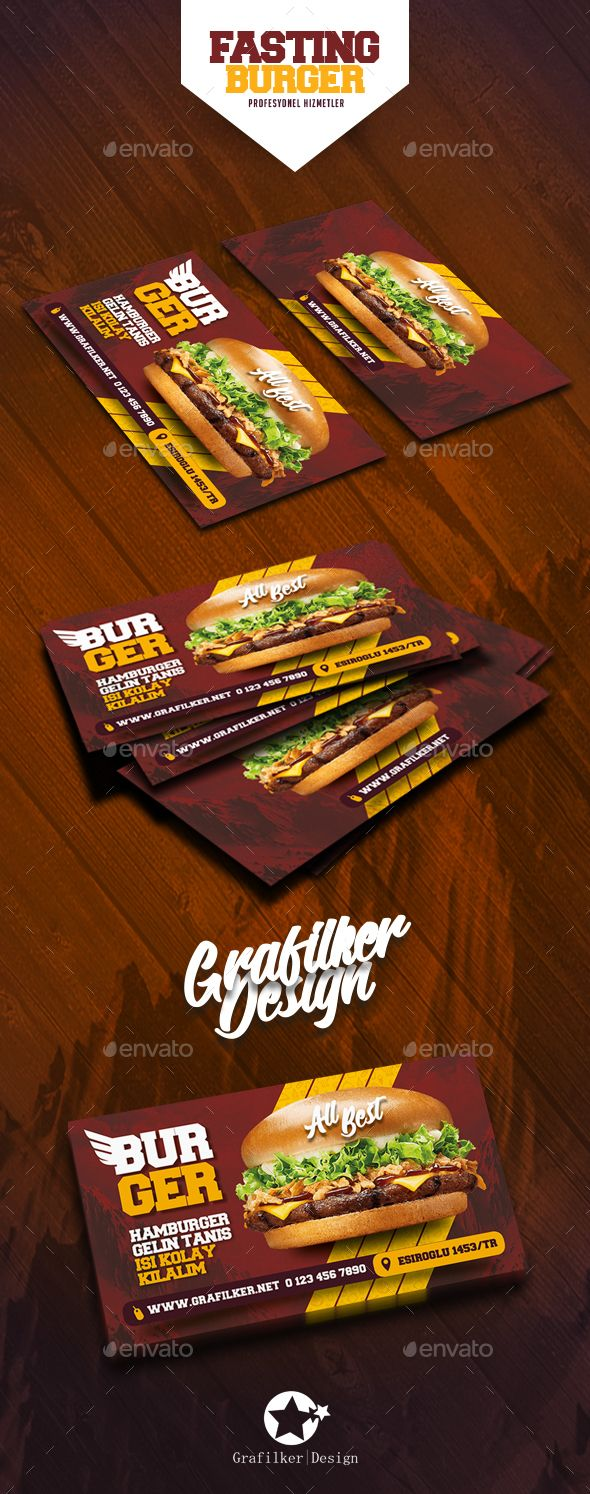 Travel tours business card templates card templates corporate fast food burger business card templates magicingreecefo Gallery