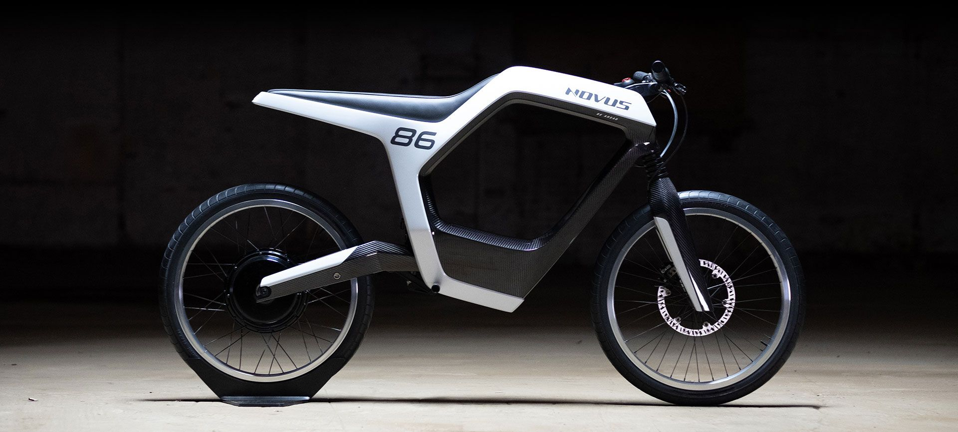 Novus Electric Motorcycle On Ces 2019 Electric Motorcycle