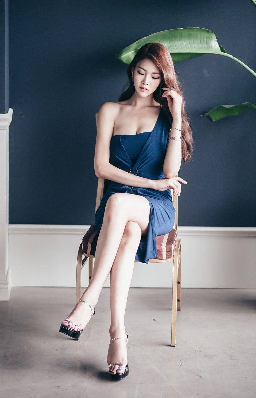 Ng Park Jung Yoon Khoe Cong Nut Nhng
