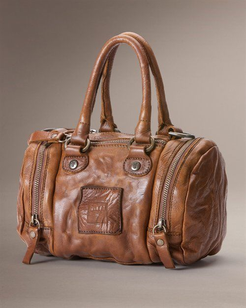 Brooke Small Satchel View All Leather Handbags For Women The Frye Company