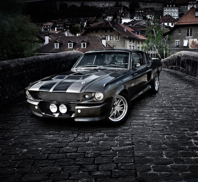 in 1964 carroll shelby was asked to enhance the performance of the new ford mustang