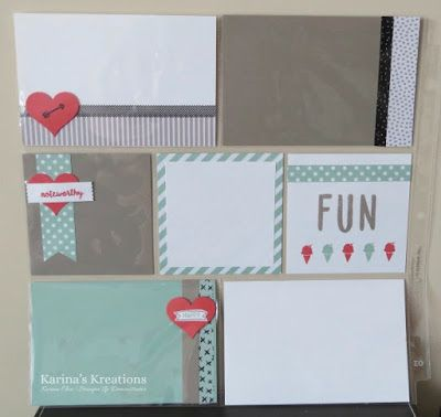 Stampin'Up Project Life!