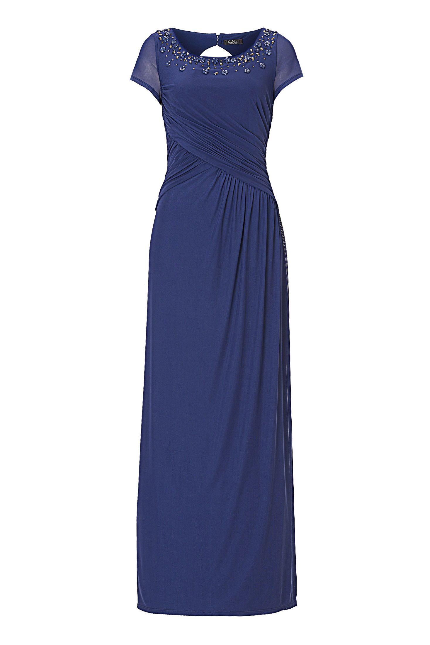 Festliches Abendkleid | Abendkleid, Kleider und Kleid mit ...