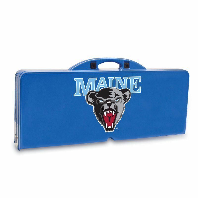 Outdoor Picnic Time NCAA College Team Logo Folding Picnic Table Blue - 811-00-139-804-0