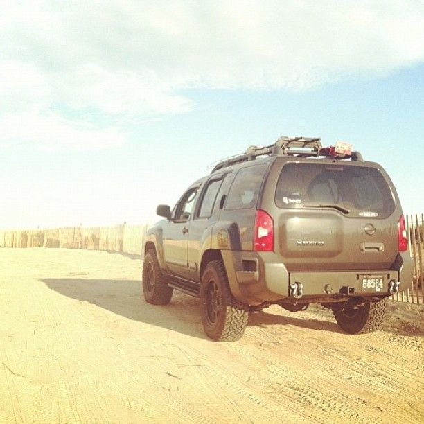 Nissan Xterra, me encanta esta camioneta