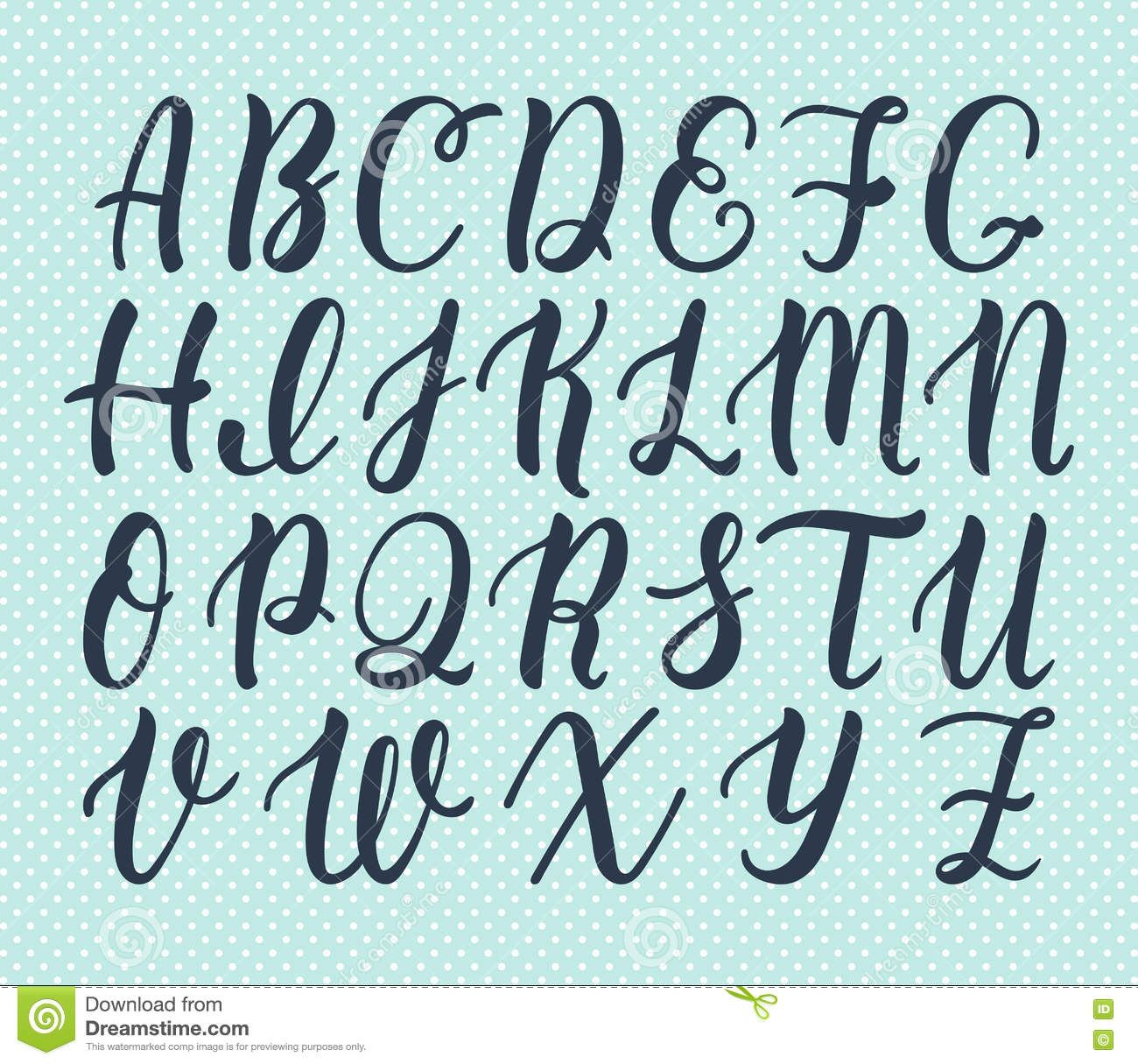 Capital letter alphabet sle images letters