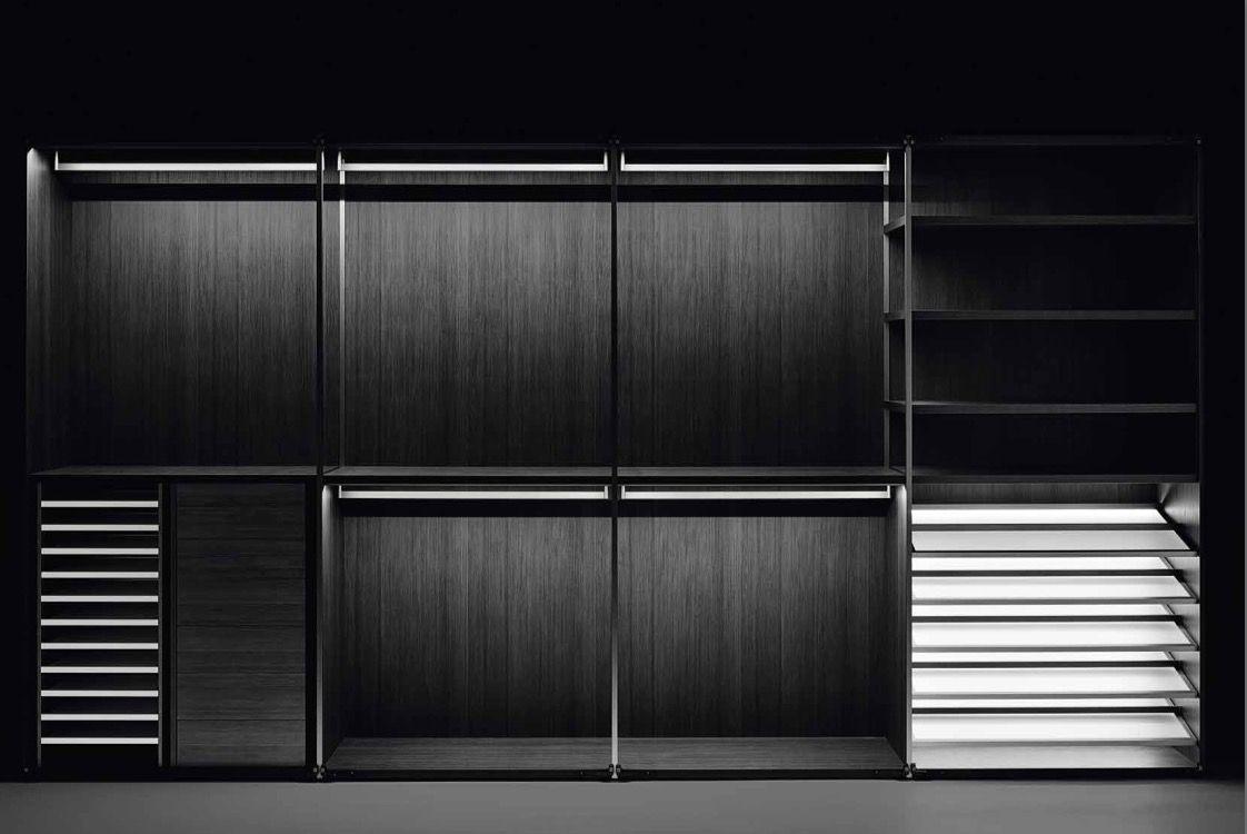 Boffi ANTIBES / Armadio Wardrobe o Cabina Armadio Walk-in Closet