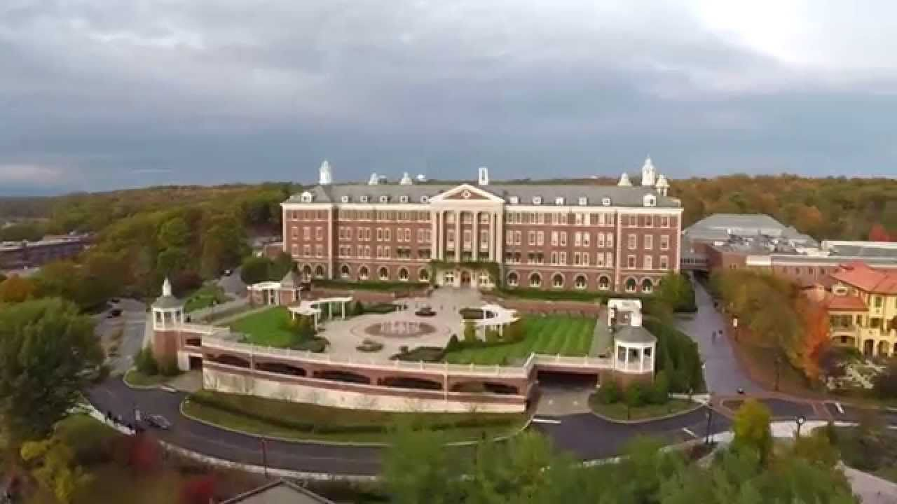 You Ve Never Seen The Culinary Institute Of America Like This Check Out Our New Aerial Footage Of Or Hyd New York Wineries Restaurant New York New York Travel