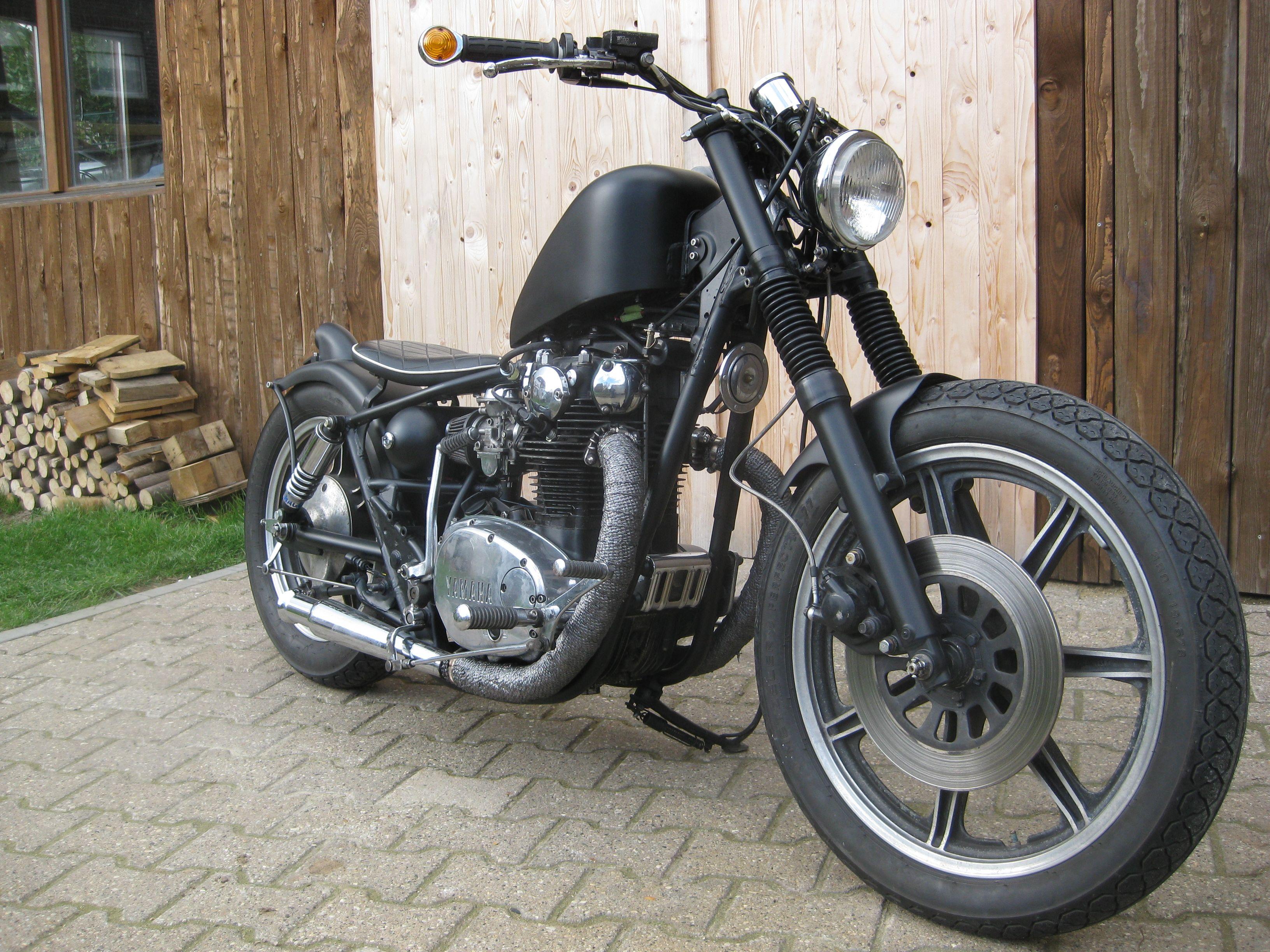 XS 650 Bobber