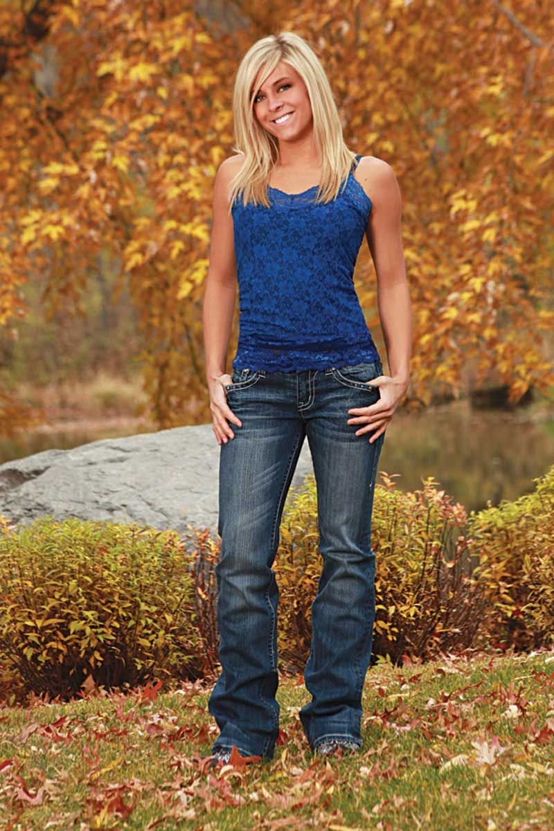 Download On sale @ HeadWest: Cowgirl Tuff Women's Blue Victory ...