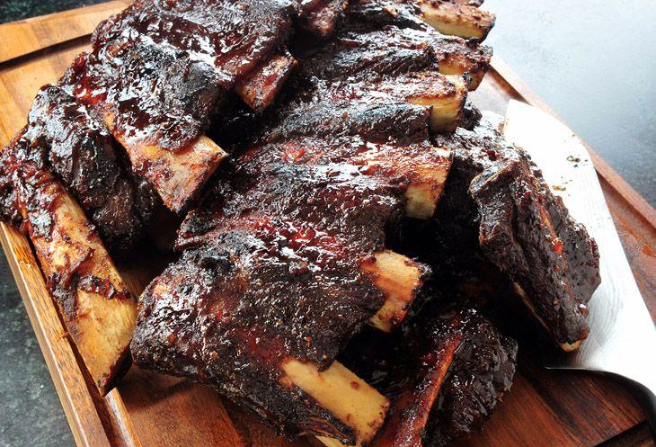 Barbecue Beef Ribs Kalamazoo Outdoor Gourmet Beef Ribs Food Tailgate Food