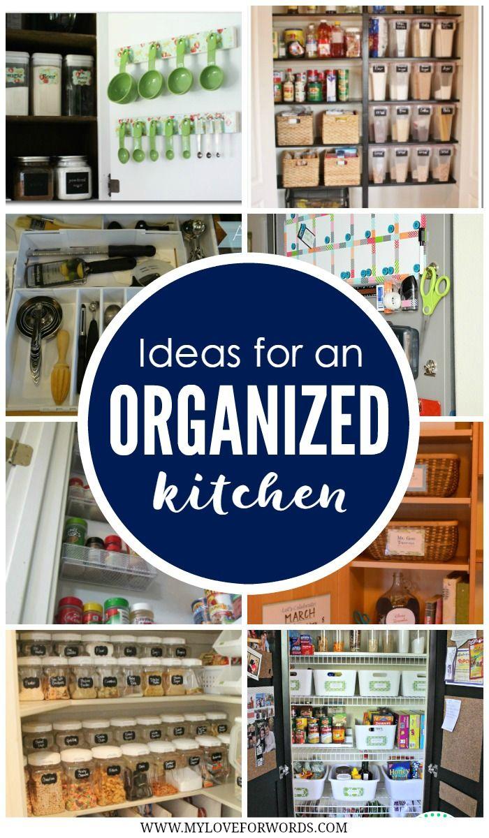 Küchenideen für wohnmobile ideas for creating an organized kitchen