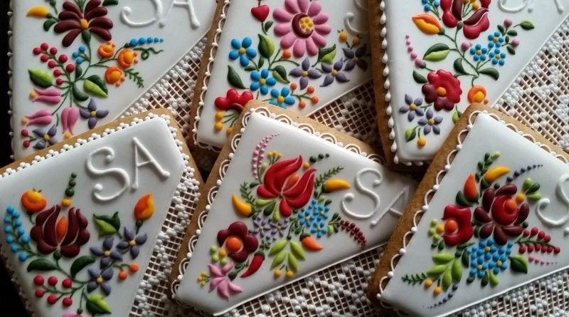 Cookie Art By A Talented Hungarian Baker