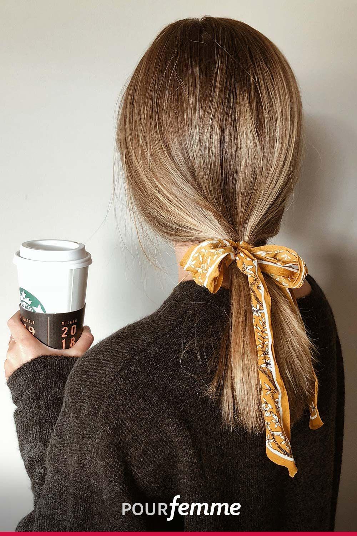 Tagli capelli medi lisci pari | Far crescere i capelli ...
